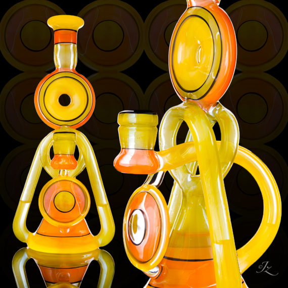 Artistic Functional Glass